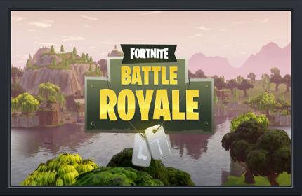 Fortnite Battle Royale Titre - Fond d'écran en Full HD