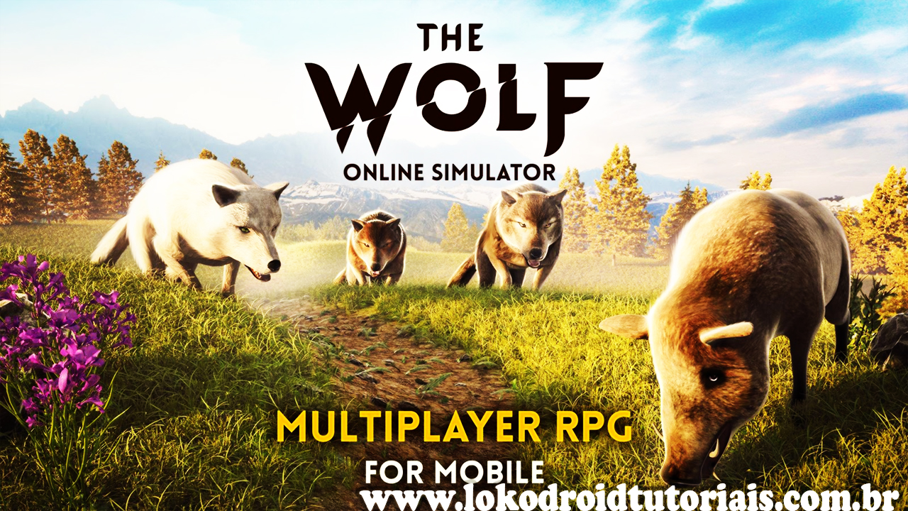 The wolf Game RPG SIMULATOR