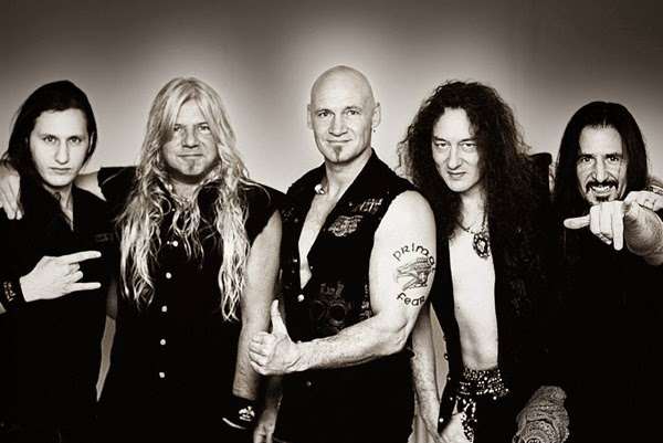 primal fear - band