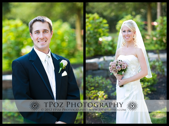 Bride Groom Portraits Kurtz's Bridal Cottage