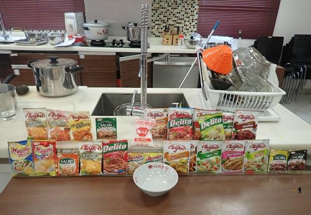 #UmamiFoodMarathon Dengan Tema Kuliner Betawi Bersama AJI-NO-MOTO® : Mengkonsumsi MSG Itu Aman