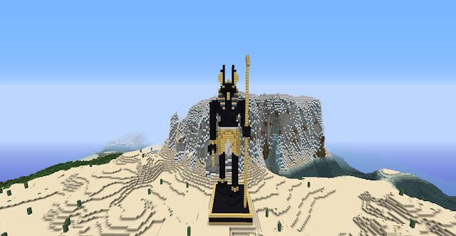 minecraft egipto