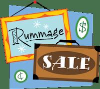 Image result for rummage sale