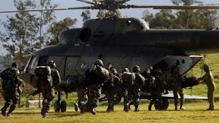 Detik-detik 3 Prajurit TNI Gugur dalam Baku Tembak di Nduga!