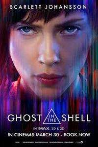 Ghost in the Shell (2017) Movie (English) 720p | 1080p | 3D