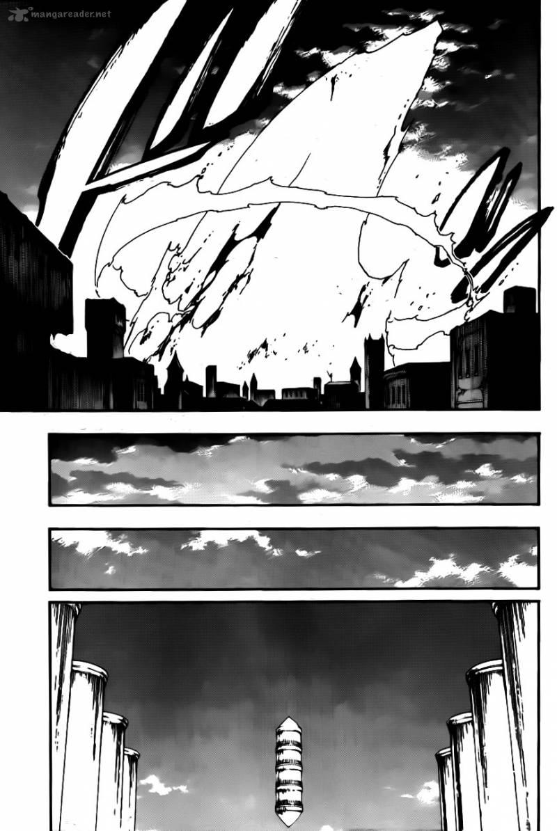 Bleach Ch 587: The Headless Star 006