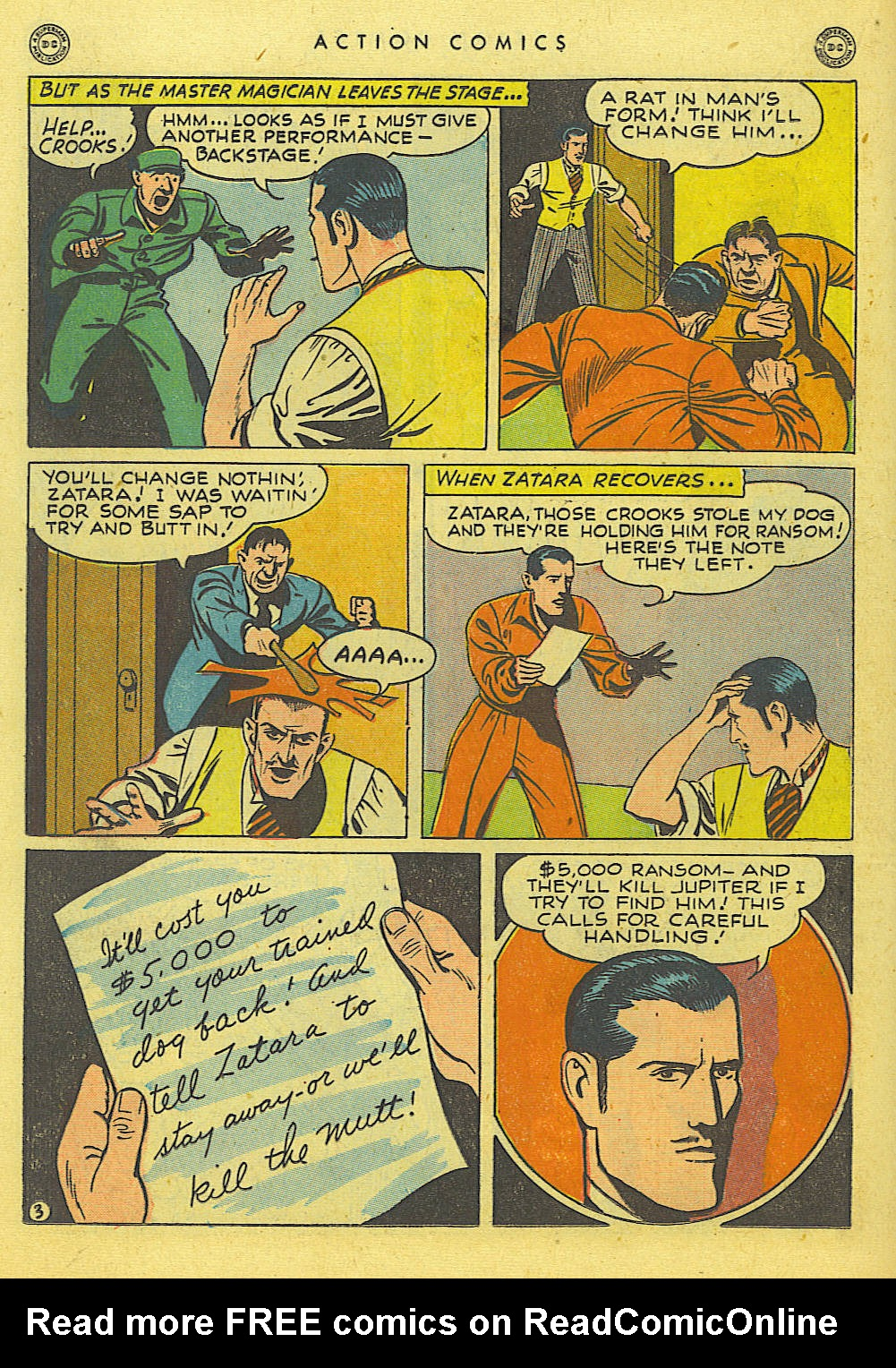 Read online Action Comics (1938) comic -  Issue #114 - 26