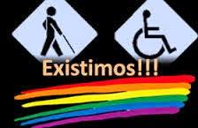 Resultado de imagen para discapacidad+lgbt