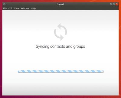 Install Signal Desktop App on Ubuntu Linux