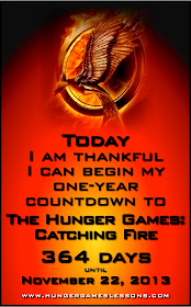 what is the copyright date of catching fire