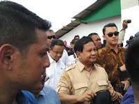 Gerindra Kembali Usung Prabowo Maju di Pilpres 2019, Ini Respon Jokowi
