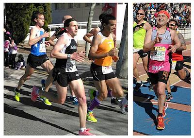 Atletismo Aranjuez en Ciudad Real