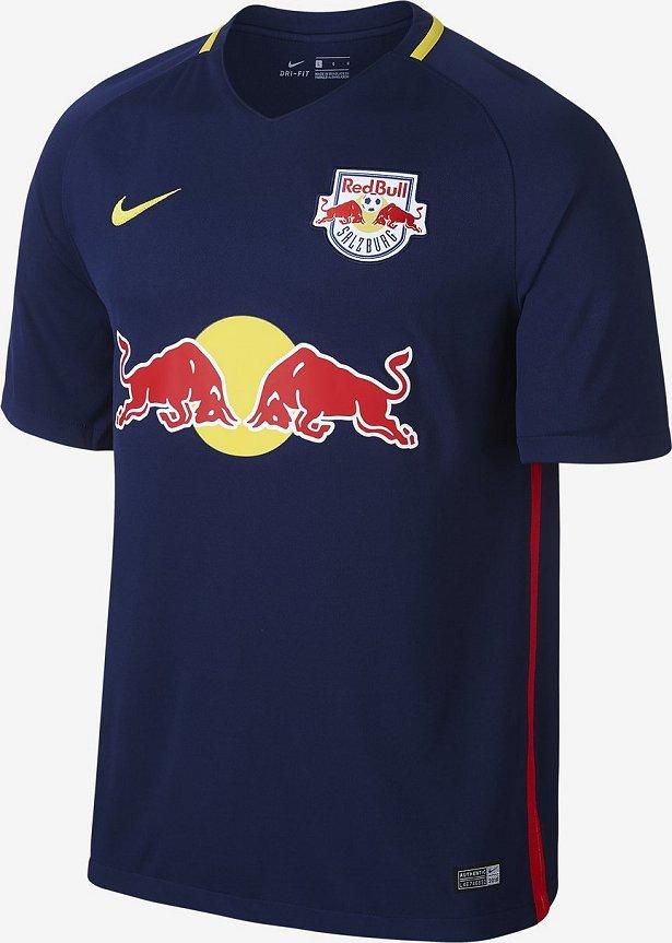 a0ae41f4f9a1c Nike divulga as novas camisas do Red Bull Salzburg - Show de Camisas