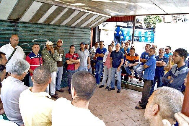 Transportistas de Caracas-Los Teques anuncian paro por la inseguridad