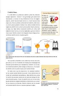 10. Sınıf Fizik Ders Kitabı Cevapları Berkay Yayınları Sayfa 15