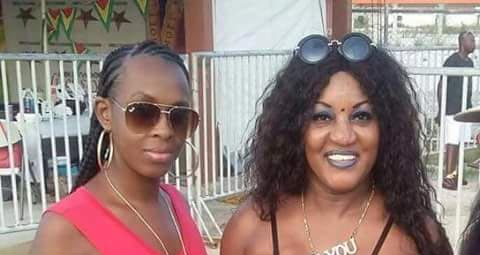What this lady wore to a recent function will make you throw up