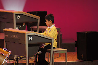 DSC08281 - ピアノの次は少林拳