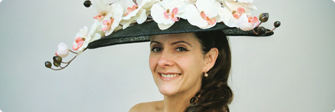 Ana Victoria Mulcahy Couture Millinery