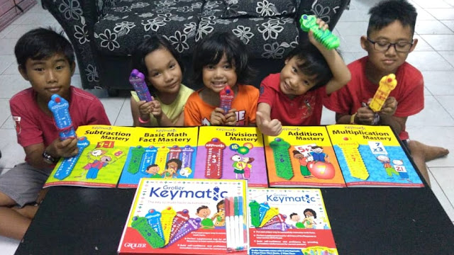 Grolier Keymatic, Grolier, Grolier Asia, mathematic educational tools, tools to learn math more faster, how to learn math faster way,