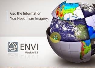 ENVI 5.1 TÉLÉCHARGER