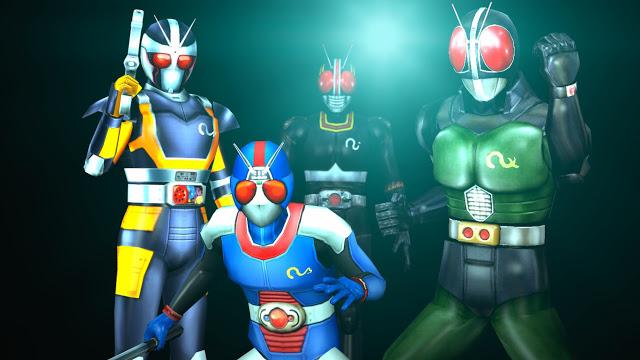 Download Tokusatsu Kamen Rider BLACK RX Batch Subtitle Indonesia