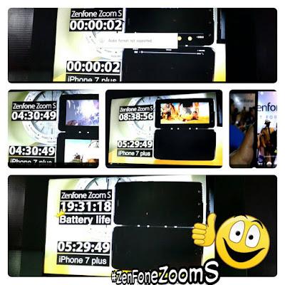 Uji ZenFone Zoom S