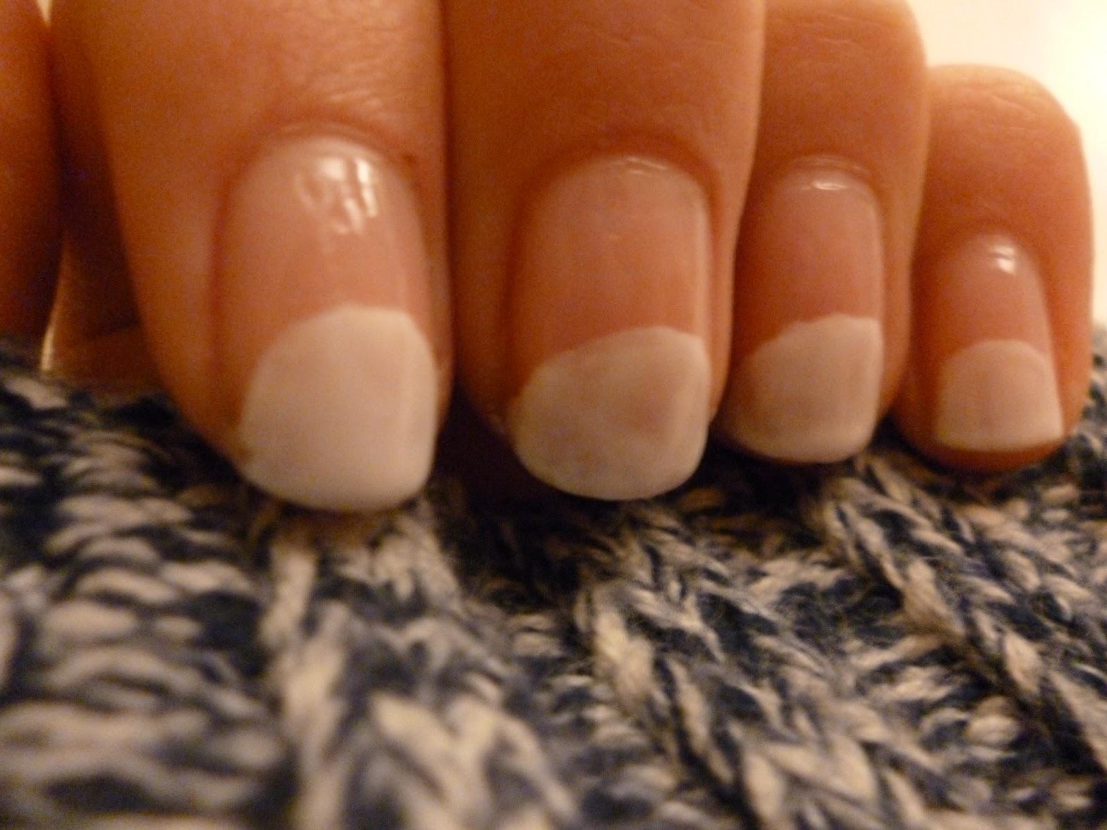 Onwijs Nail art by Sabine: Nail-art voor beginners: Panda nagels! PQ-55