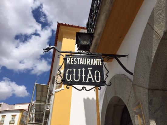 Restaurante Guião em Évora