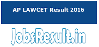AP LAWCET Result 2016