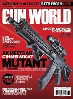 Gun World Edisi Agustus 2015