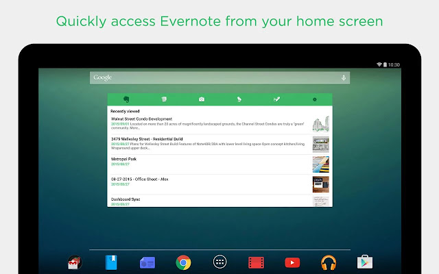 Download Evernote Premium v7.3 Apk For Android