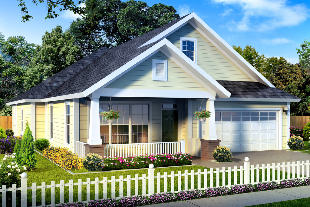 Three Bedroom House simple 3 bedroom house plans, layout and interior design with garage