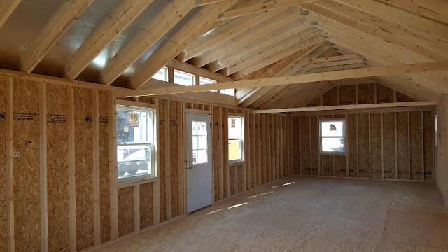 Wolfvalley Buildings Storage Shed Blog Dormer Cabin