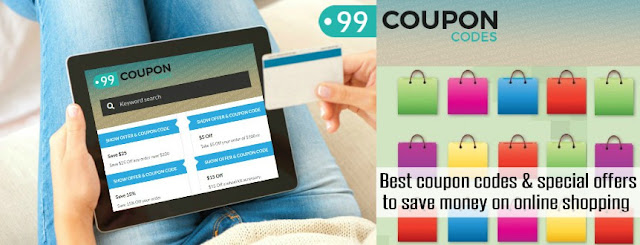 99 Coupon codes