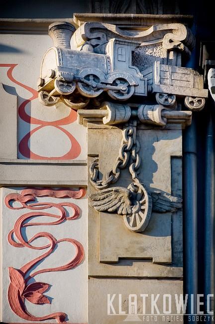 Poznań: mieć pociąg do secesji