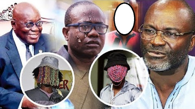 Anas is a Mahama Boy, I once pulled a Gun on him – Chairman Wontumi Alleges