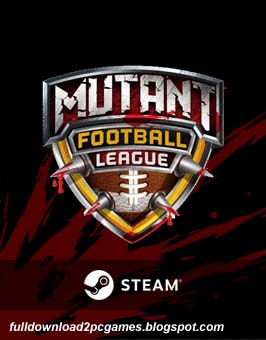 Mutant Football League Free Download PC Game- Skidrow