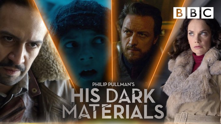 His Dark Materials - Promos + First Look Photos *Updated 25th August 2019*