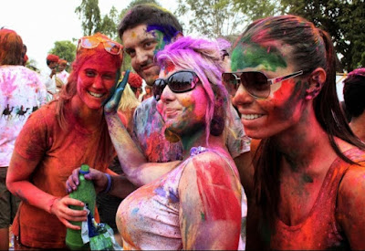 Photo Gallery, Happy Holi Pics