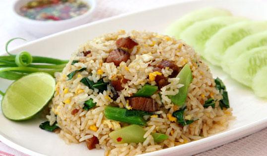 Resep Nasi Goreng Ala Restaurant Sungguhan Paling Uenak Resep