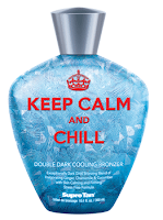 Supre Tan Keep Calm and Chill Double Dark Cooling Bronzer