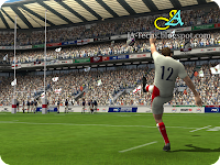 EA Sports Rugby 08 Gameplay 9