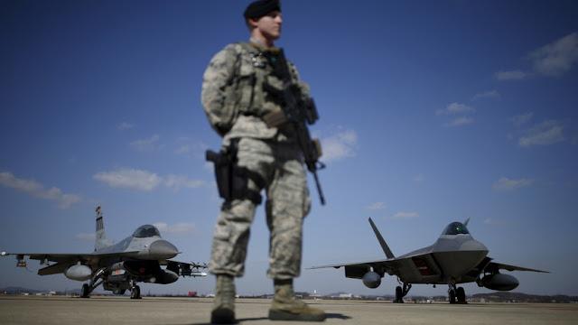"""""""EE.UU. y Corea del Sur ensayan un ataque contra Corea del Norte"""""""