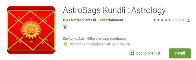 Make Kundli