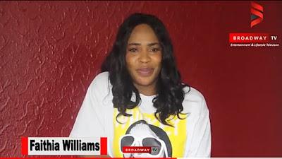 Fathia Balogun Broadway TV Interview