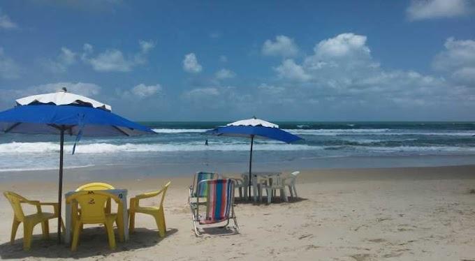 Banhistas devem evitar 22 praias do litoral da PB neste fim de semana