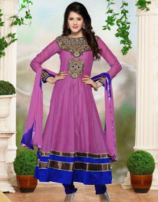 Latest Designs of Anarkali Suits 2015