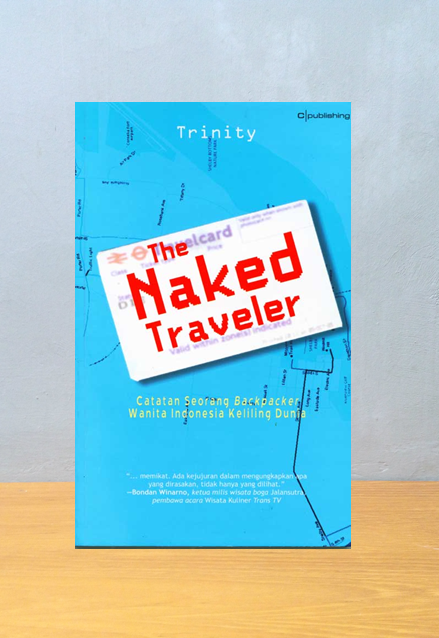 THE NAKED TRAVELER 2, Trinity