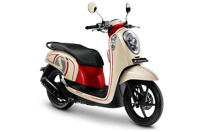 Harga Motor Honda Scoopy Esp Terbaru 2016