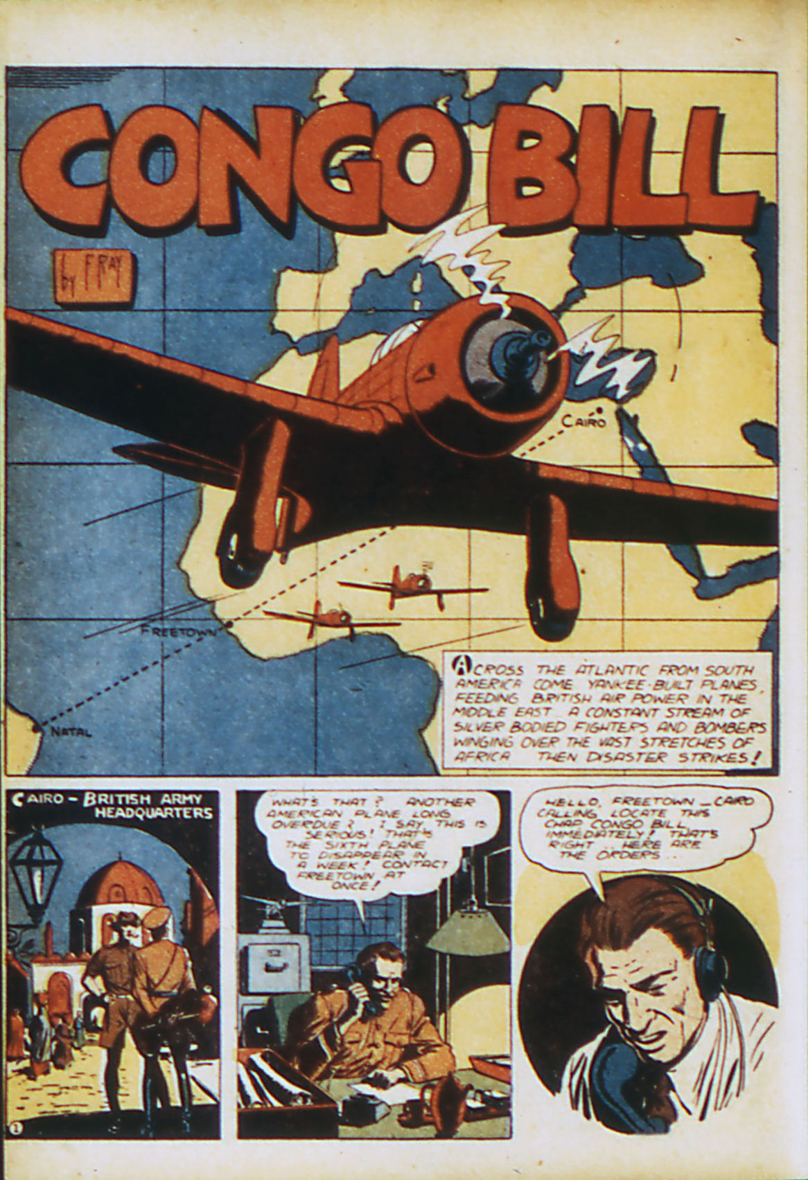 Read online Action Comics (1938) comic -  Issue #44 - 50